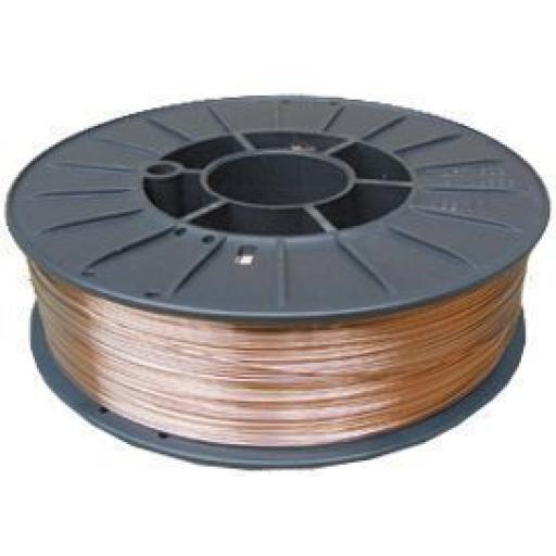 Mig Wire 0.6mm (5Kg Reel) - Copper Coated MIG Welding Welder Wire  5kg Reel spool Roll