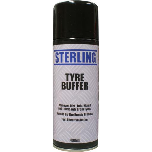 Tyre Buffer - Aerosol/Spray (400ml)