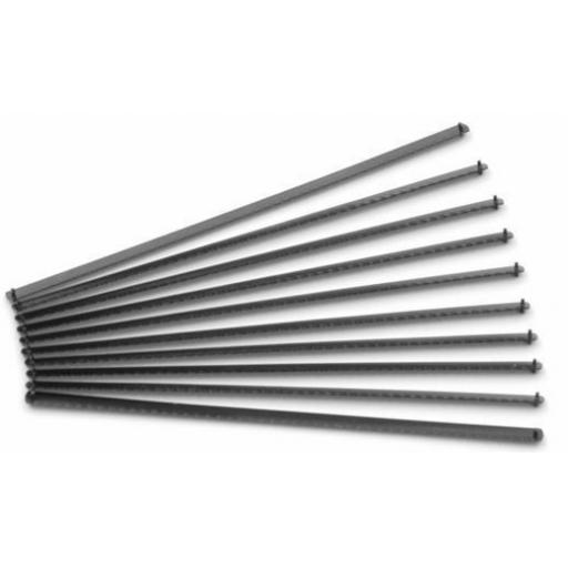 Junior Hacksaw Blades (6 inch) - BULK (50) Metal Plastic Pipe Cutting