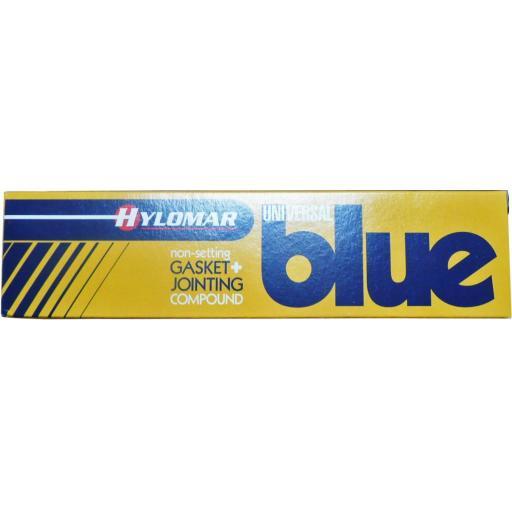 Hylomar Blue Gasket Compound (100g) - Flexible Non-Setting Sealant Compound Instant Gasket