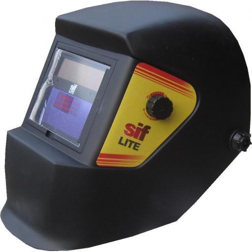 SIF Lite Auto-darkening welding helmet Welders Weld