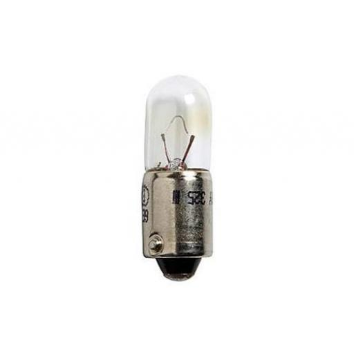 EB233 Bulbs Side/Tail 12v-4w MCC BA9S - Car Auto Van Driving Light Bulb , Brake, Fog, Indicator , Bulb Fittings