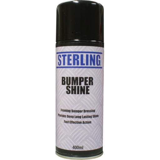 Bumper Shine - Aerosol/Spray (400ml)