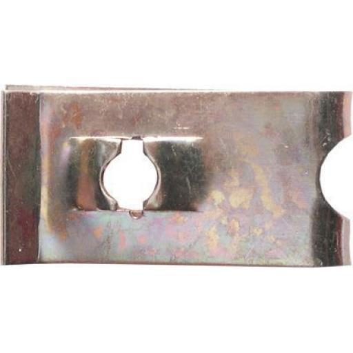 Speed Fasteners U Clips Type 12 (100) -  U Nuts Self Tapping Screw Spire U Clips Interior Trim Panels