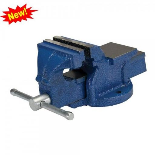 Engineers Vice  100mm (4î) 8kg Cast-iron frame Workshop Clamp