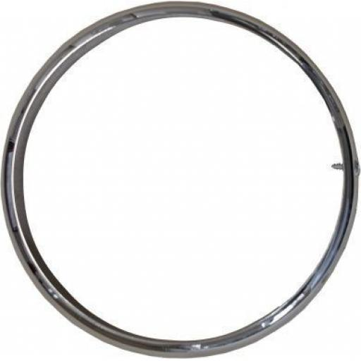 Universal Headlamp Chrome Surround