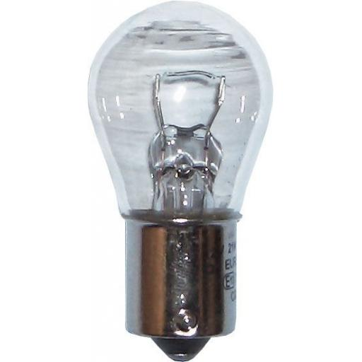 EB382 Bulbs Flasher 12v-21w SCC BA15S - Car Auto Van Driving Light Bulb , Brake, Fog, Indicator , Bulb Fittings