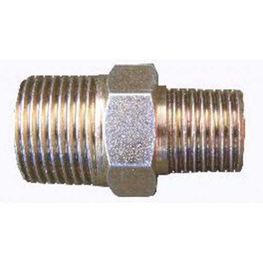 PCL Reducing Union (3)  - Coupling Connector Air Line Hosing Hose Compressor Fitting Air tool