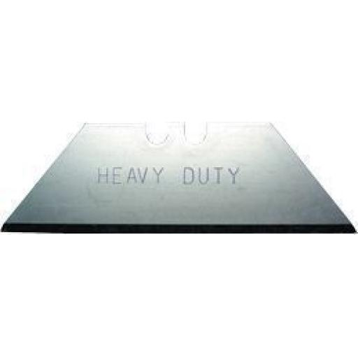 Heavy Duty Knife Blades (100) -(similar to stanley knife)Trimming Cutting Vinyl Carpet Lino