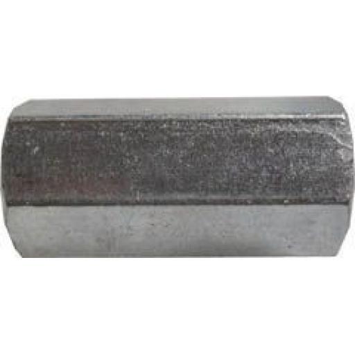 """Copper Brake Pipe Connector 3/8"""" UNF - Car auto connectors Nuts Unions"""