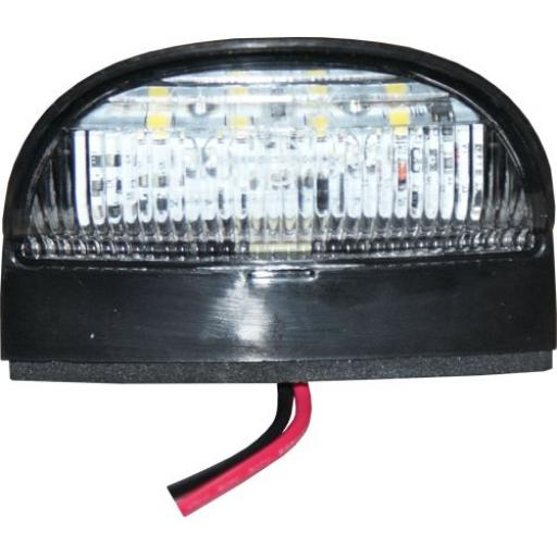 LED Number Plate Lamp Car Van auto Vehicle No.Plate Reg Light