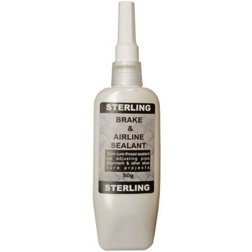Sterling Brake and Airline Sealant (50ml) - Slow Cure Pipe Seal Sealer