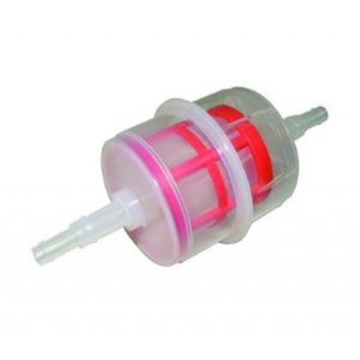 Diesel Fuel Inline Filters SMALL (Universal) (10) -Diesel Bio plant hgv forklift filter