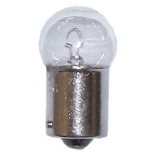 EB248 Bulbs Side/Tail 24v-5w SCC BA15S Heavy Duty - Commercial Truck Lorry HGV Trailer Light Bulb