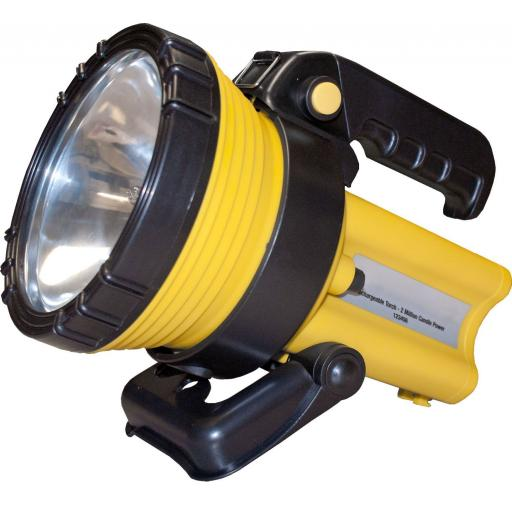 High Powered Rechargeable Lantern Torch Light