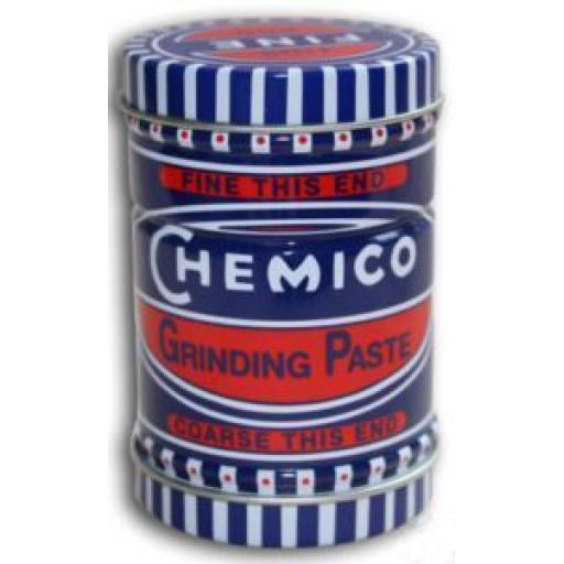 Chemico Grinding Paste Rough and Smooth (110g) Fine and Coarse - for surface defects and carbon deposits