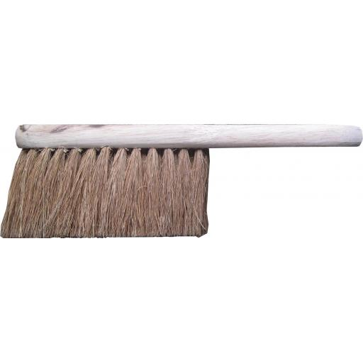 "7"" Stiff Hand Brush -  - Workshop Garden  Office kitchen Warehouse School Factory Caravan Work"