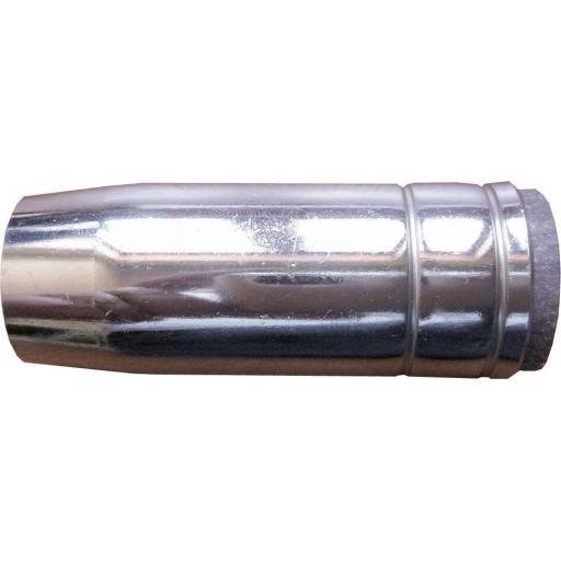 Mig Gas Nozzle (No 25-type) Welding Conical Nozzle Shroud Binzel Style Welding Welder MIG MB15 Gas Push On