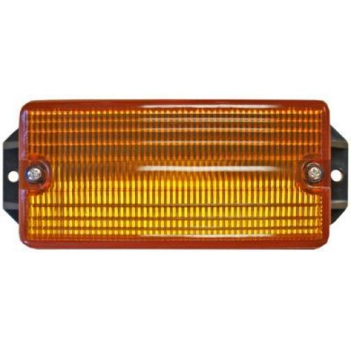 LED STROBE (12V - 110V ) - Car Truck Emergency Strobe Amber Flashing Beacon Breakdown 12/24V