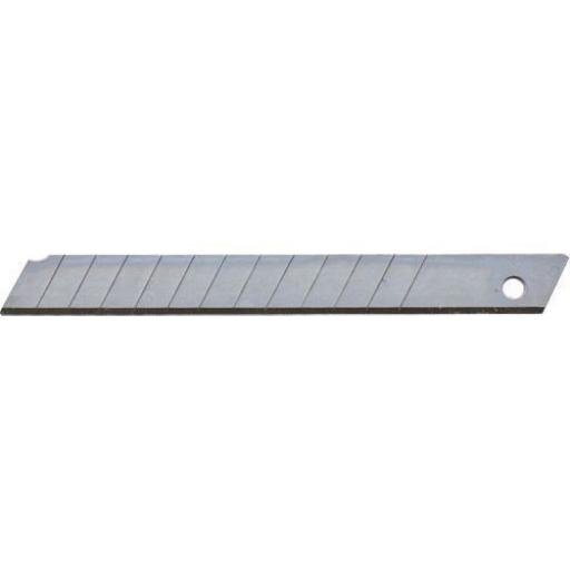 Box of Knife Blades, 9mm (10) - Cutter Cutting  Blade Warehouse Store Box Opening Decorating Wallpaper