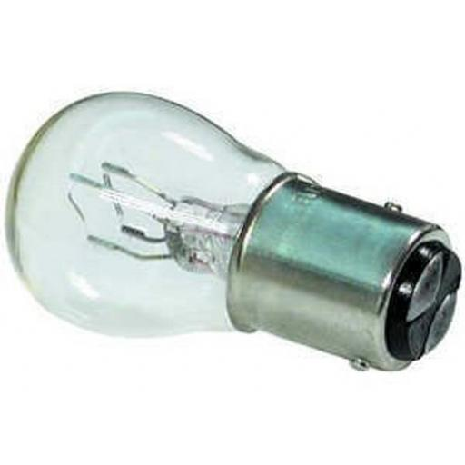 EB380 Bulbs Stop/Tail 12v-21/5w BAY15D - Car Auto Van Driving Light Bulb , Brake, Fog, Indicator , Bulb Fittings