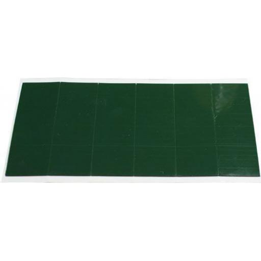 Number Plate Pads - No. plate Sticky pads,tape,fixer,fixing,mounting Strong Double Sided foam