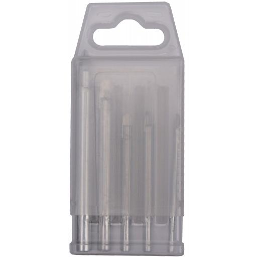 Glass and Tile Drill Bit Set 4 - 10mm Mirror Ceramic