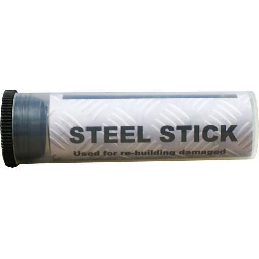Epoxy Putty Stick - Steel Aluminium Slipped Threads Sealing Rebuilding Repair Putty 50gm
